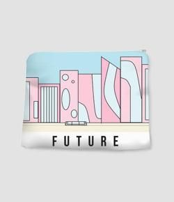 Future Pouch size 15 x 21 cm. IDR 75.000 / $5.6. #promo #shoppingtime #musthave #bestdeals #minimalism #pouch