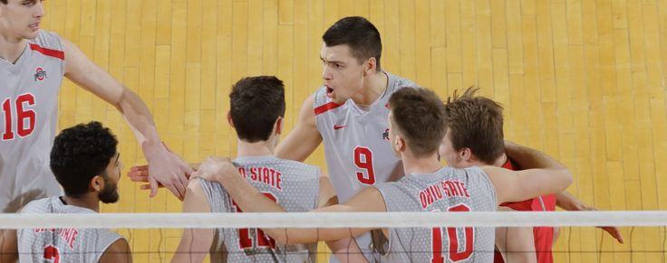 Buckeyes Hold No. 8 Penn State to 51 Total Points in Straight-Sets Win :: The Ohio State University :: Official Athletic Site