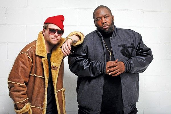 Run the Jewels, go listen to jeopardy & all my life