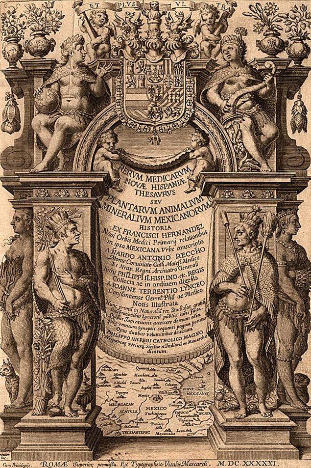 'Rerum Medicarum Novae Hispaniae', roubado do Museu Emílio Goeldi / > Galeria Swann
