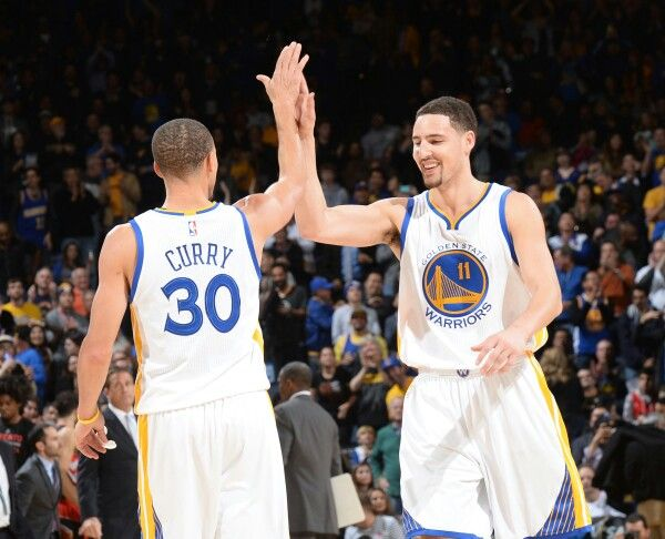stephen curry and klay thompson relationship marketing