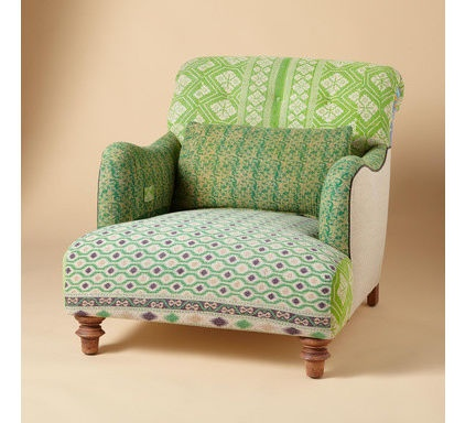 Nice Eclectic Armchairs By Sundance Catalog