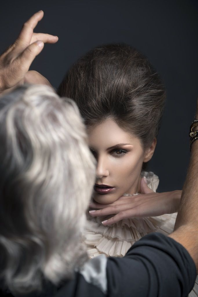 Luciano Colombo Hairstylist Milan - Header at work, 2014 collection #hair #beauty #milan #hairstylist #lucianocolombo - Hairstylist Milano