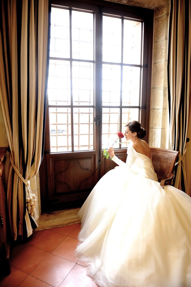 una de las novias mas elegantes
