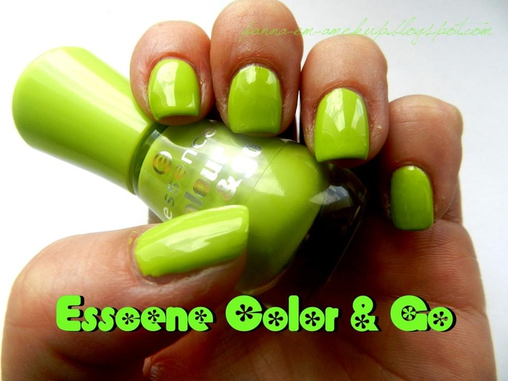 Essence Colour & Go -138 L.O.L.