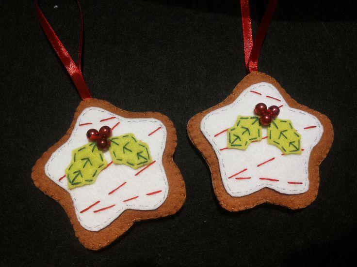 Gingerbread Star / Piernikowa gwiazdka