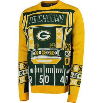 122 best Sports Team Ugly Christmas Sweaters images on Pinterest ...