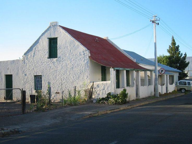 Karoo Old House