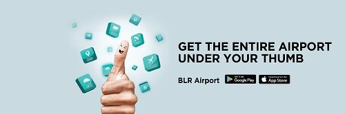 Digital Transformation Paves the Way for Enhanced Travel Experience at Bengaluru Airport #BLRAirport