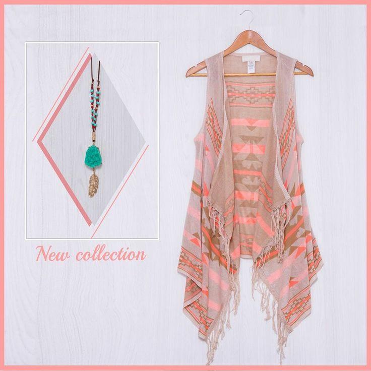 Te invitamos a conocer nuestras prendas y accesorios de nuestra nueva colección, ven a nuestra tienda y antójate de los nuevos diseños que tenemos para ti!