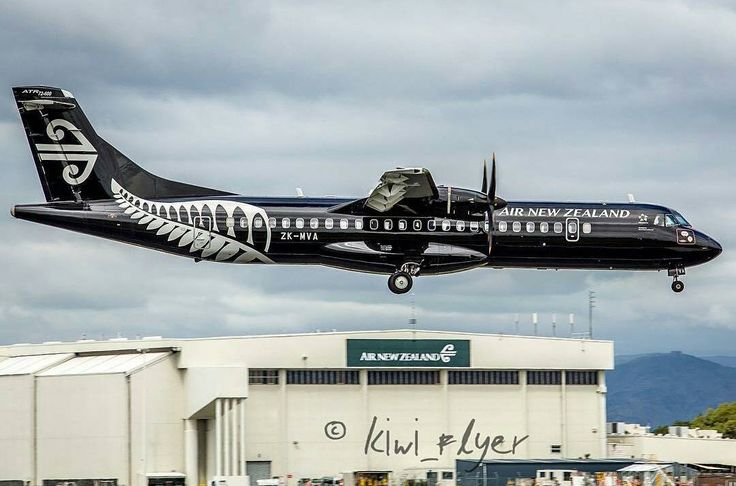 ATR 72-600 - Air New Zealand