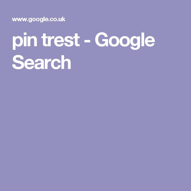 pin trest - Google Search