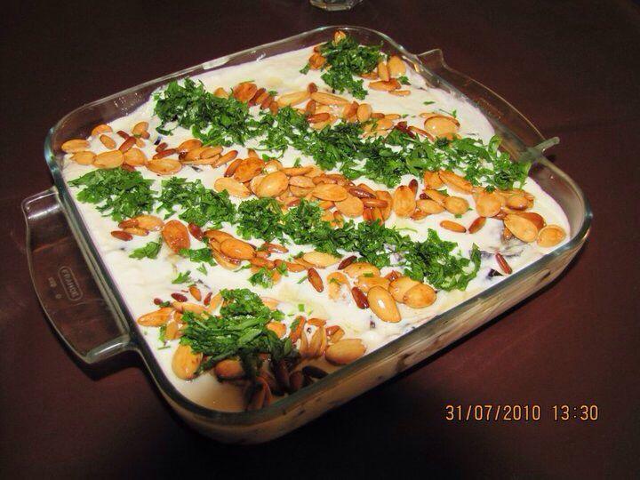 Chicken fateh