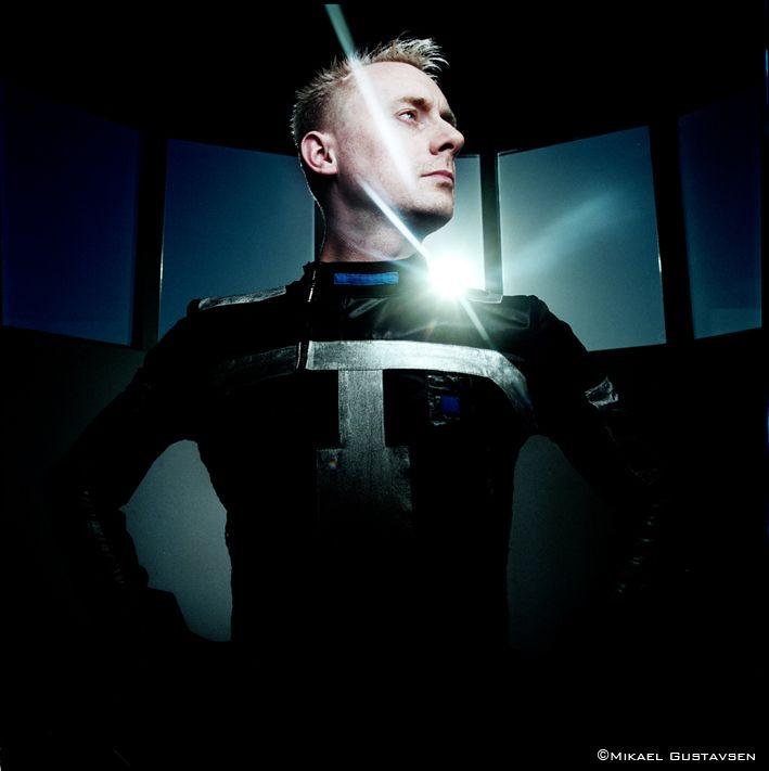 Alexander Hofman from Swedish synthpop band S.P.O.C.K