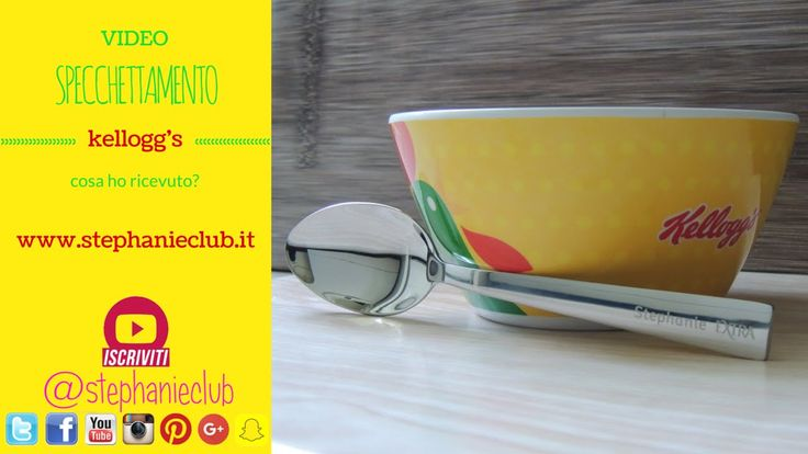 Video SPACCHETTAMENTO | #UNBOXING | kellogg's