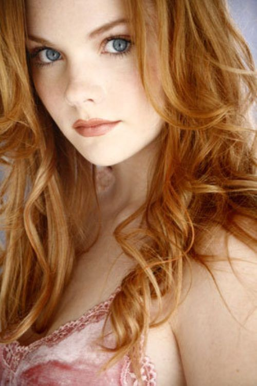 Red head over 30 amateur