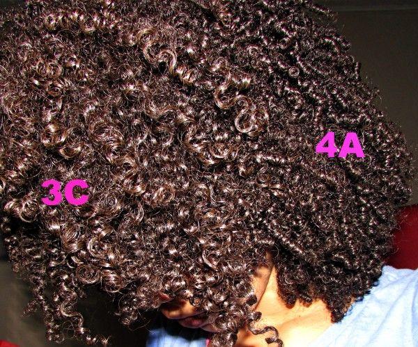 Loana from Sao Paulo // 3C/4A Natural Hair   Black Girl with Long Hair