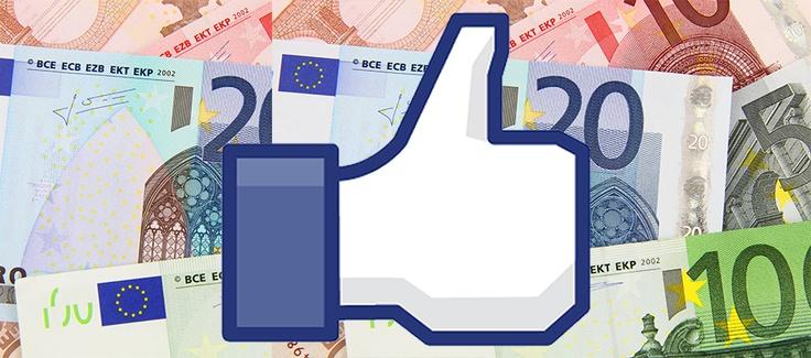 Il #valore #economico dei #MiPiace su #Facebook
