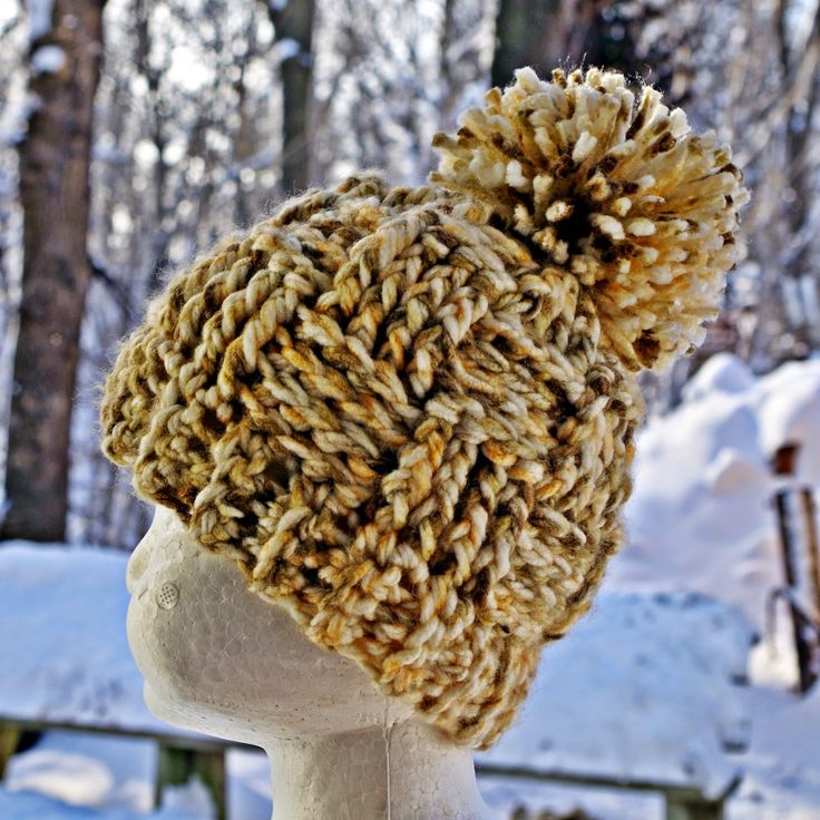 SPRE: Patterns & Design: Bonus pattern: Chunky Basket Weave Beanie - (6-12 ...