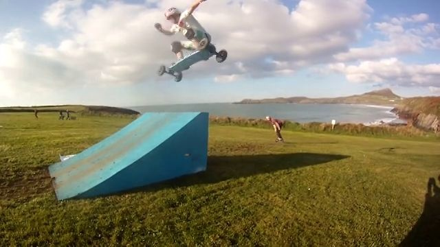 Life's a Bitch - Welsh Mountainboarders by Daf Price. Introducing a Full length film from The Bitches Crew.