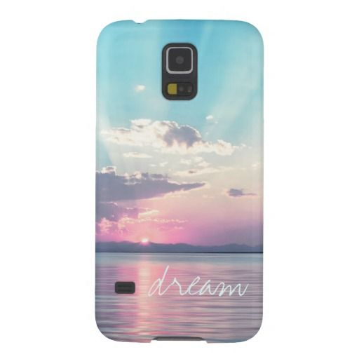 #Sunset #Dream #Customize #Case For #GalaxyS5 #Sold