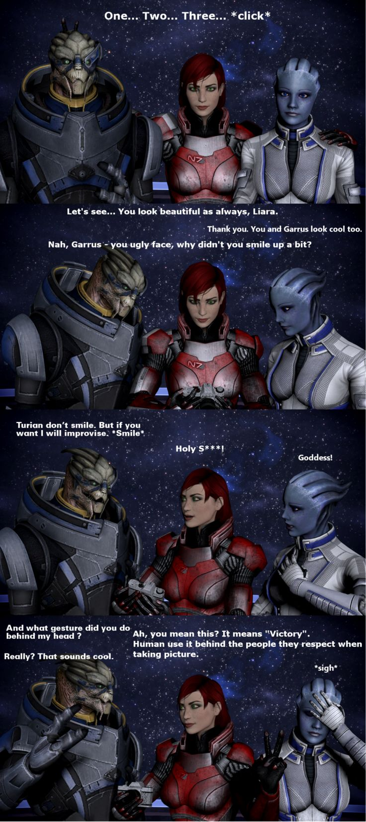 Your favorite Mass Effect memes...GO! | Page 36 | HTL