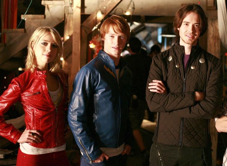 Legion of Superheroes-Smallville