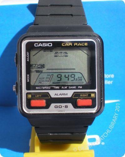 CASIO - GD-8