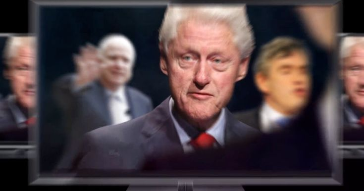 ISIS RECRUITMENT VIDEO FEATURES A CLINTON, NOT DONALD TRUMP Former President Bill Clinton featured in recent ISIS recruitment video