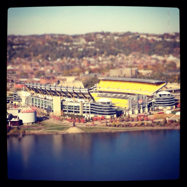 Going to a game here in Oct 2012!!