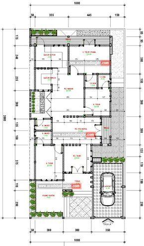 16 best baiti jannati images on pinterest blueprints for homes desain rumah tropis minimalis di lahan 10x20 meter jasa desain rumah malvernweather Gallery