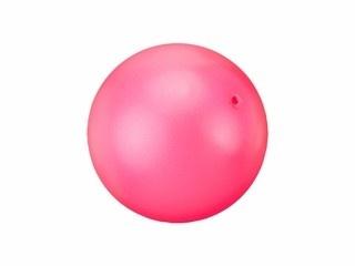 Swarovski Pearl - 6 mm Round (5810) Neon Pink - Sold Individually