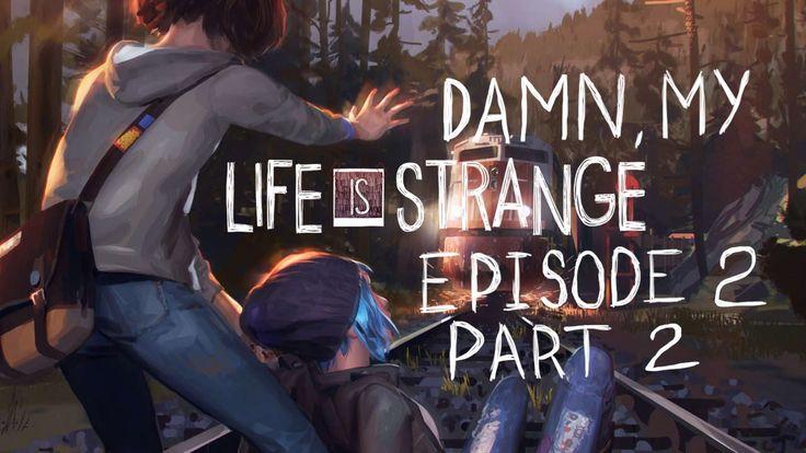 [Прыжок Веры] Прохождение Life Is Strange Эпизод 2 Часть 2