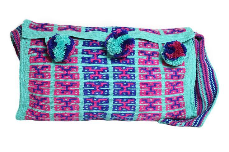 Messanger tribal bag