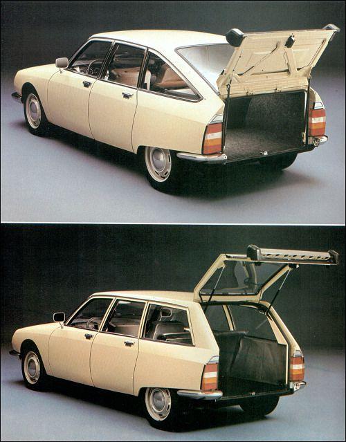 Citroën GS Club i Break, any 1977