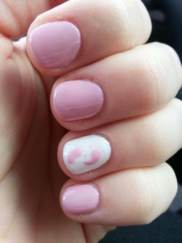 Baby girl nails!