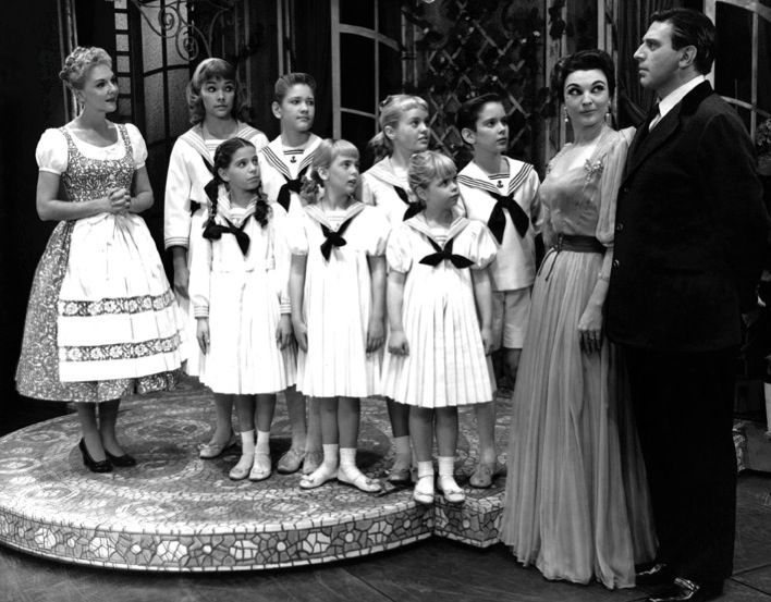 Quot The Sound Of Music Quot Original Broadway Cast 1959 In 2020 Sound Of Music Music Icon Theodore