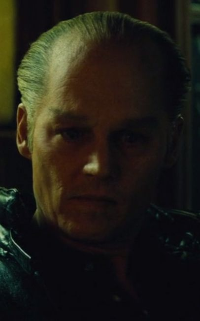 Black Mass (2015)  	Johnny Depp	.	 James 'Whitey' Bulger