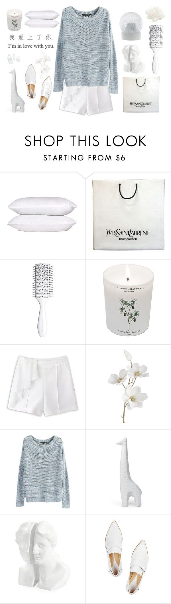 """New York Lied to Me"" by pamelagonzales ❤ liked on Polyvore featuring Yves Saint Laurent, Hershesons, Carriere, Pier 1 Imports, xO Design, Jonathan Adler, IMAX Corporation, McQ by Alexander McQueen and Wedgwood"