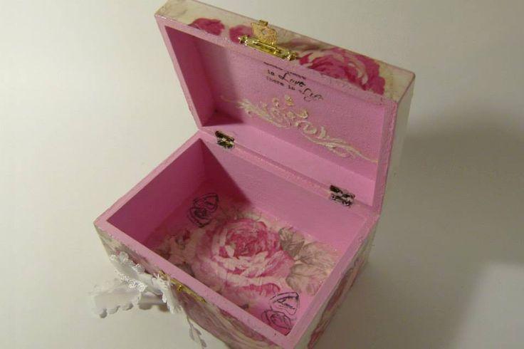 Inside the Jewellery box...