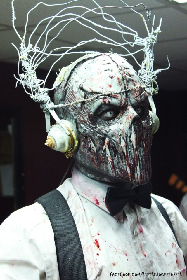 st1tch of mushroomhead moldyfungihead pinterest