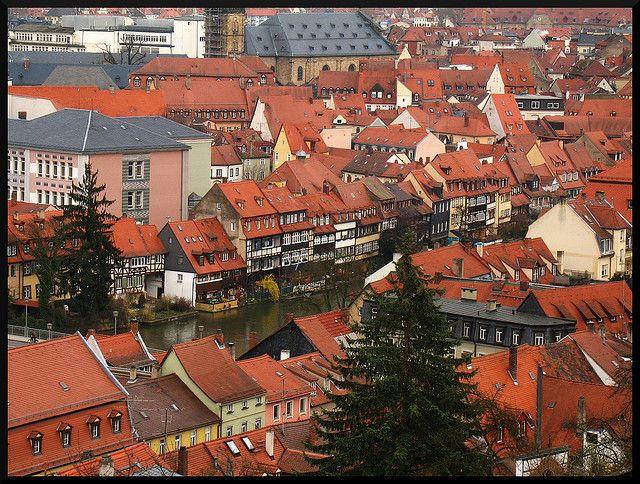 海外旅行世界遺産 バンベルク ドイツの絶景写真画像ランキング  ドイツ