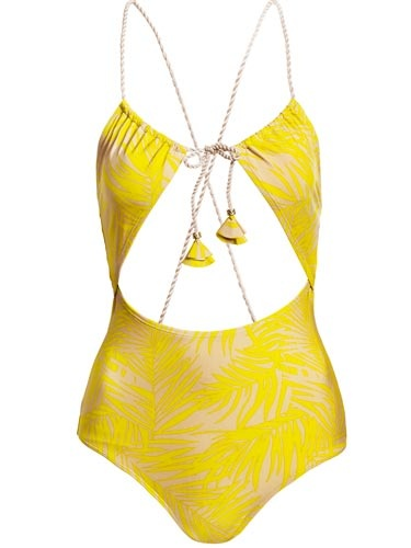 Rope 'Em In - It wouldn't look great on me (because it's yellow and I'm pale), but it's a really cute suit.
