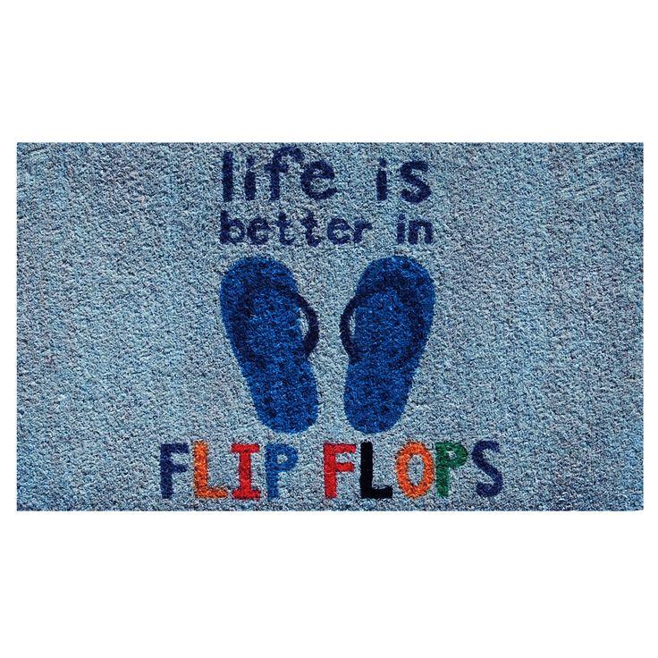Life is Better Doormat