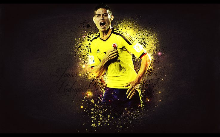 james rodriguez 2013 wallpaper