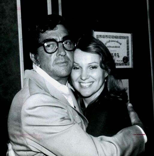 Dean Martin and Peggy Crosby