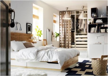IKEA Yatak Odası: Capcanlı bir odada uyanmak kim istemez?