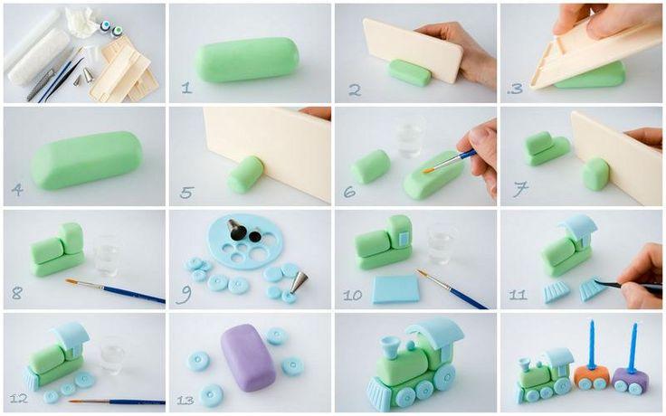 http://cakejournal.com/tutorials/how-to-make-a-train-cake-topper/