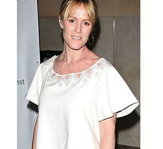 March 9, 2011 -- Actress Mary Stuart Masterson, 44, and husband Jeremy Davidson, 39, are pregnant with twins! Photo credit: Jim Spellman/WireImage