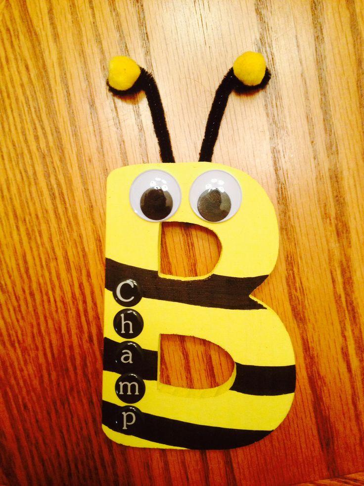 Spelling bee champion award